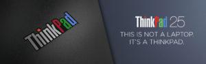 ThinkPad turns 25
